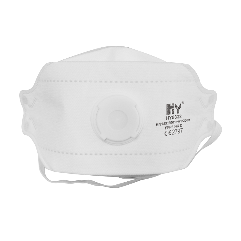 HY9332 FFP3 Respirator NR Valved (Box of 10)