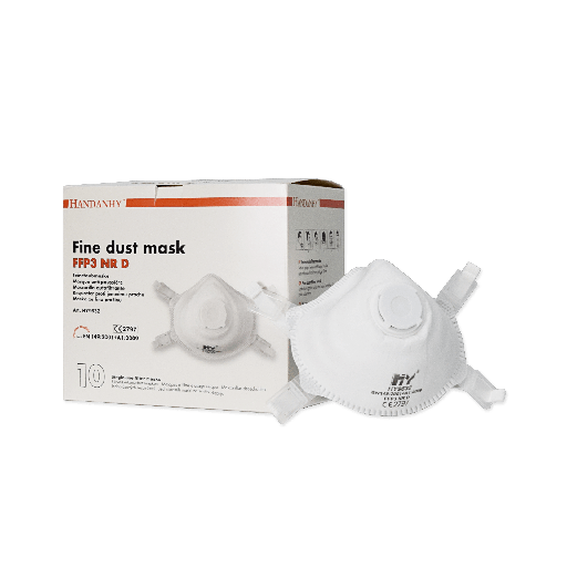 [9632] HY9632 FFP3 Respirator NR Valved (Box of 10)