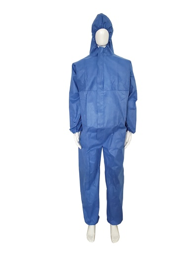 [9766CR] HY9766 Coverall 55g SMS, Type 5/6 (Pack of 50)